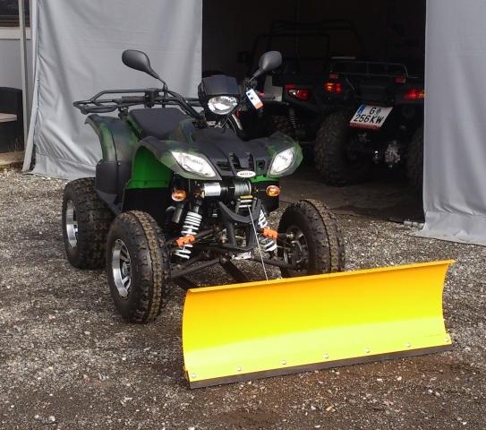 ATV Quad Anbaugeräte
