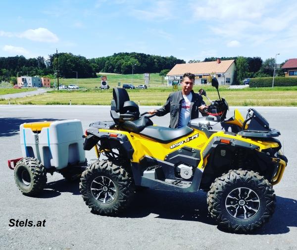 Stels Guepard Trophy Pro 850 Offroad ATV Quad 4x4