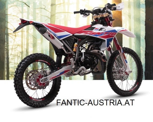 Fantic 50cc Euro 4 Enduro Cross Spezial