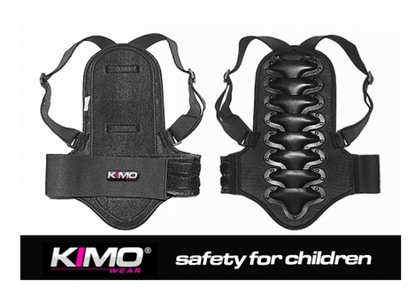 Rückenprotektor KIMO® Back Protector One for Children | Safety