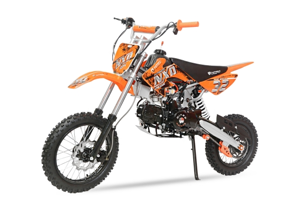 Nitro Motors 125cc Kinder Cross Bike Automatik