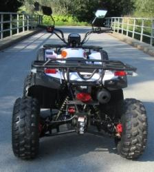 Hummer EFI mit Einzelradaufhängung