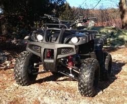 Hummer 200cc Automatik