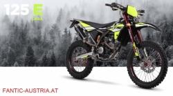 Fantic 125cc Euro 4 Enduro Cross Spezial