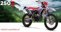 Fantic 250cc Euro 4 Enduro Cross Spezial