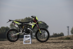 Fantic 50cc Euro 4 Enduro Cross Performance