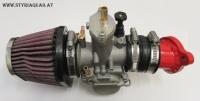 KOSO Vergaser K&N Sportluftf. inkl. a.b. Material für Jinling 250