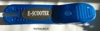 Verkleidung 120 Watt e-Scooter in Blau