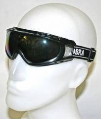 Kinder Crossbrille Cobra mit Spiegelglas