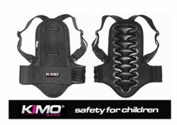 Rückenprotektor KIMO® Back Protector One for Children | Safety