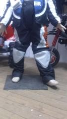 Kinder Nitro Motorradhose