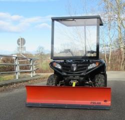 Styriaquad Universal ATV Quad Kabine inkl. Scheibenwischer