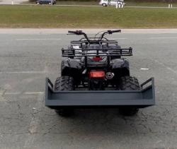 Hummer 200 XXL Angebot inkl Lade Mulde