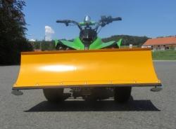 WD 1000 Schneeräum Fahrzeug Elektro Quad