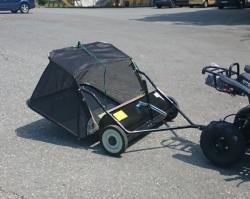 Kehrmaschine 120 cm für ATV Quad