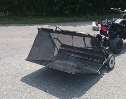 Kehrmaschine 95 cm für ATV Quad