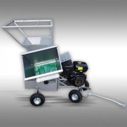 Quad ATV 400ccm Schredder Hexler