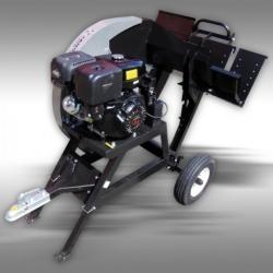 Quad ATV Brennholz Wippsäge