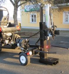 Styria Quad ATV 22 Tonnen Holzspalter Stehend/Liegend