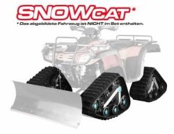ATV Raupen Ketten Kit Snowcat B4 Caterpillar 4x4