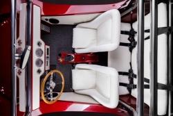 Quadix Vintage 1100 DOHC 16V Edition mit 4 Sitzplätzen
