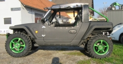 Quadix Discovery Offroad Buggy 4x2 oder 4x4 Modell 2019