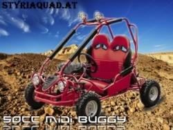 50cc Automatik Kinder Buggy