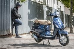 MITT 125 RT Urban Scooter