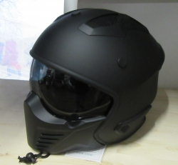 Moderner Qualitativer Integral / Streetfighter Helm