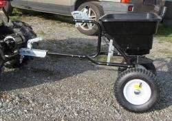 Streuwagenanhänger  45 Liter