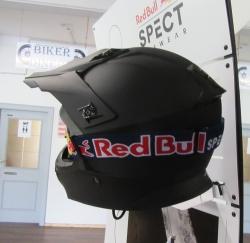 RedBull Set Angebot  Brille  inkl.  Crosshelm