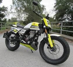 Mondial Flat Track 125 ABS