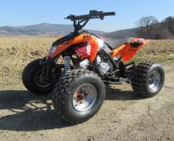 Maddix 125cc Sport Quad mit Katalysator