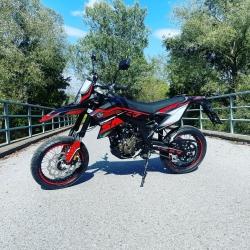 Mondial SMX 125 Euro 5
