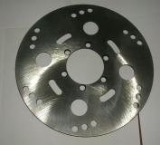 Bremsscheibe vorne (180mm/6 Loch) Jinling